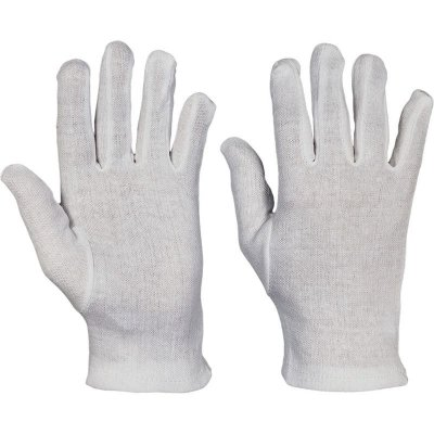 Pracovné rukavice textilné KITE č. 6