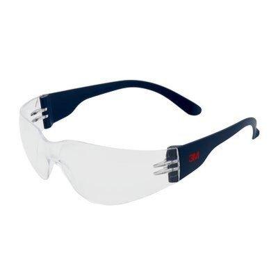 Okuliare ochranné číre 3M 2720 PC CLEAR AS/AF