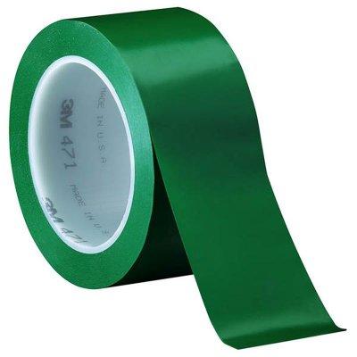Páska 3M 471 PVC lepiaca vyznačovacia zelená