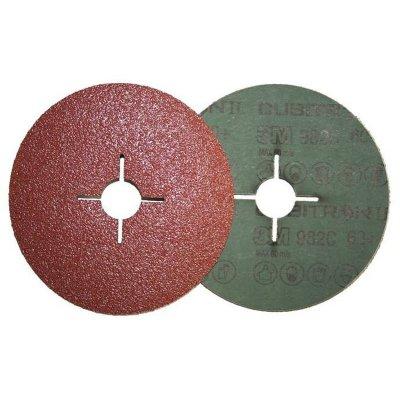 Disk fíbrový Cubitron II 3M 982C hnedý, 125x22 mm, 36+