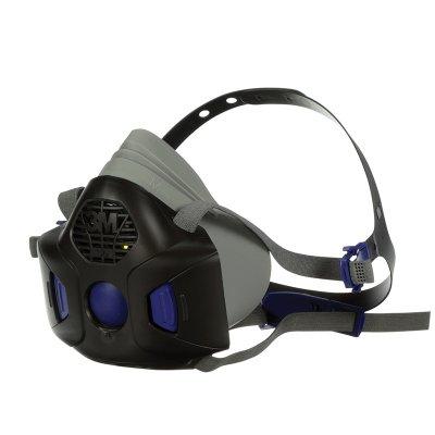 Polomaska dýchacia 3M HF-801SD s membránou na komunikáciu veľkosť S malá