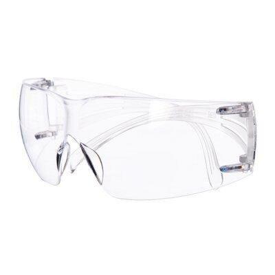 Okuliare ochranné číre 3M SECUREFIT SF201AF-EU