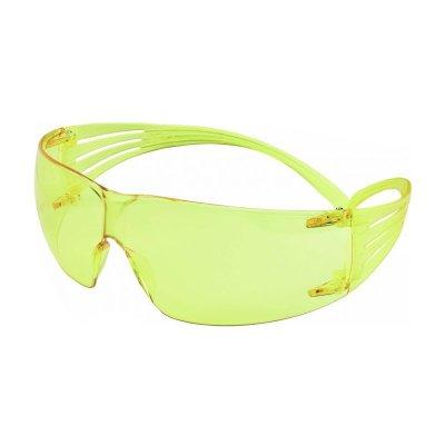 Okuliare ochranné žlté 3M SECUREFIT SF203AF-EU