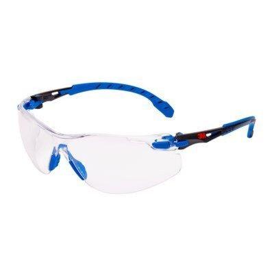 Okuliare ochranné 3M SOLUS S1101SGAF-EU Blue/Black PC Clear
