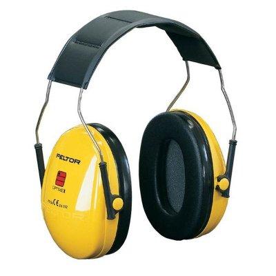 Chránič sluchu slúchadlový 3M PELTOR H510A-401-GU OPTIME I Headband