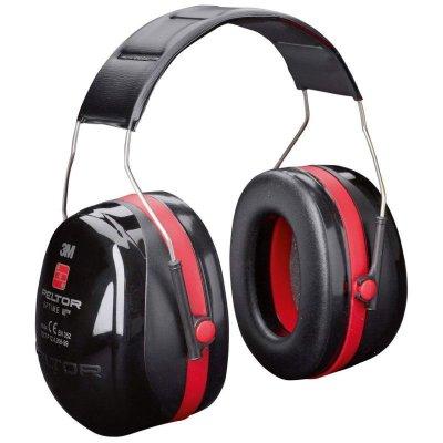 Chránič sluchu slúchadlový 3M PELTOR H540A-411SV OPTIME III