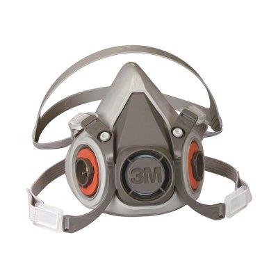 Polomaska dýchacia 3M - 6300 veľkosť L veľká