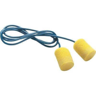Zátky do uší - chránič sluchu zátkový 3M E.A.R Cabocord so šnúrkou
