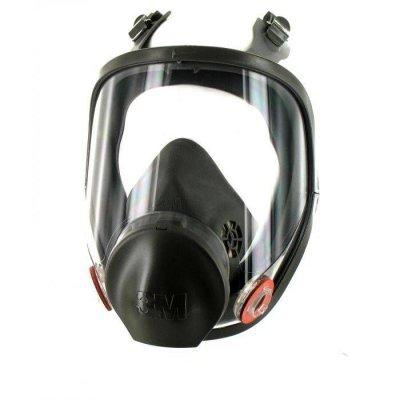 Maska celotvárová 3M 6700 S malá