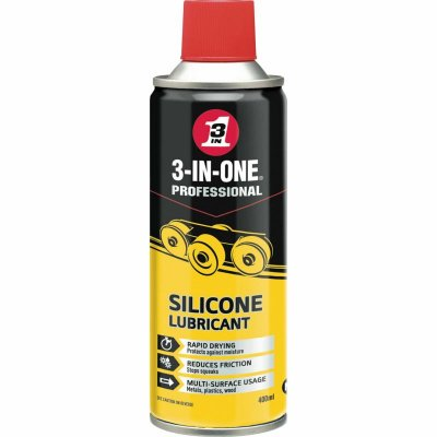 Spray silikónový 3v1 400ml