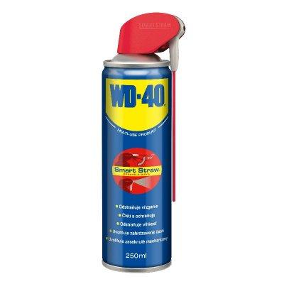 Spray univerzálny WD-40 250ml s aplikačnou slamkou