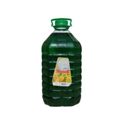 Prípravok čistiaci na riad MIRROR DeLUX 5L citrón bandaska PERFEKT