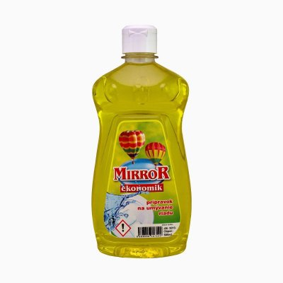Prípravok čistiaci na riad MIRROR Ekonomik 500ml PERFEKT