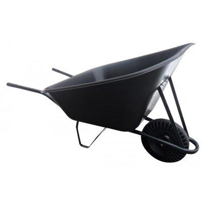 Fúrik záhradný 210L plastová korba plné koleso JAD 18504