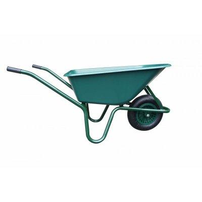 Fúrik záhradný 100L LIVEX plastová korba zelená JAD 11906