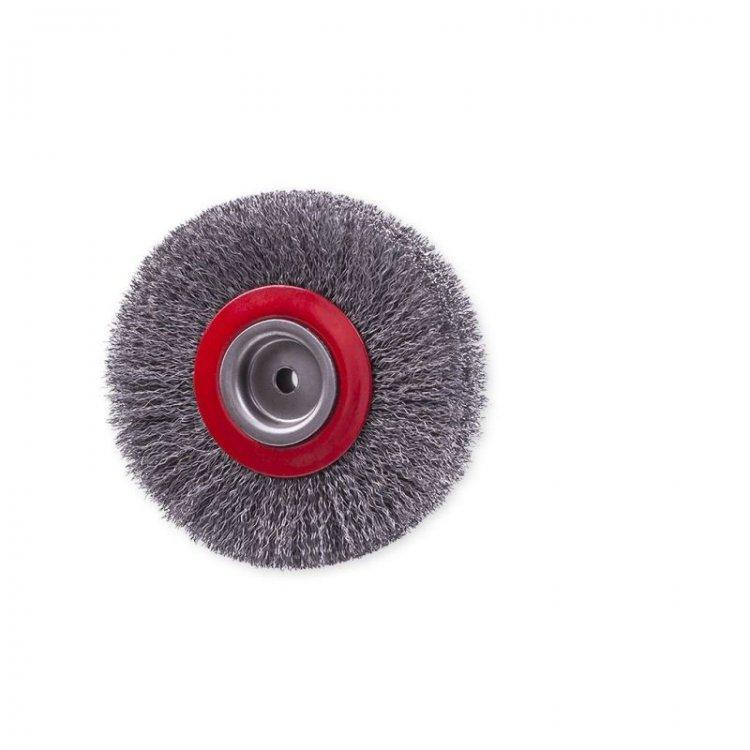 Kotúč drôtený 7029-100x20x8 0.45mm oceľ KART