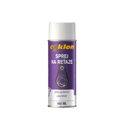 Spray na reťaze 400 ml CYKLON