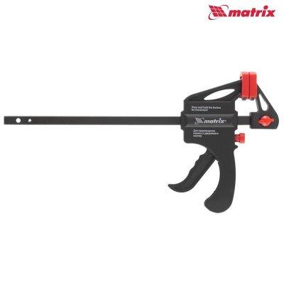 Zvierka (svorka) stolárska rýchloupínacia typ F 265mm MATRIX 205619