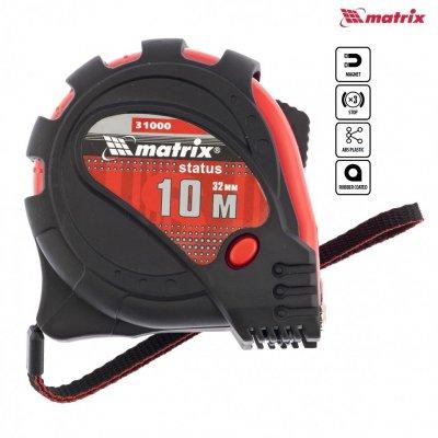 Meter stáčací (zvinovací) nylón 10m PROFI magnet MATRIX 310009