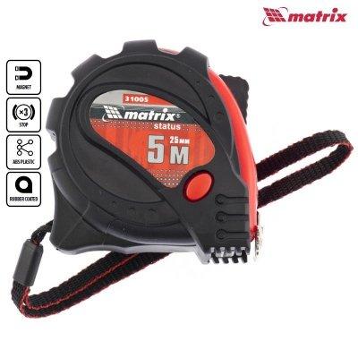 Meter stáčací (zvinovací) nylón 5m PROFI magnet MATRIX 310059