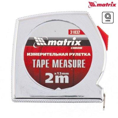 Meter stáčací (zvinovací) 2m/13mm MATRIX 310329