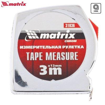Meter stáčací (zvinovací) 3m/13mm MATRIX 310369