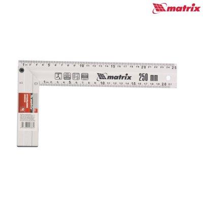 Uholník príložný hliníkový 250mm MTX 32471