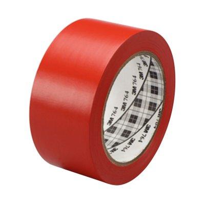 Páska 3M PVC páska 764i Univerzálna označovacia červená