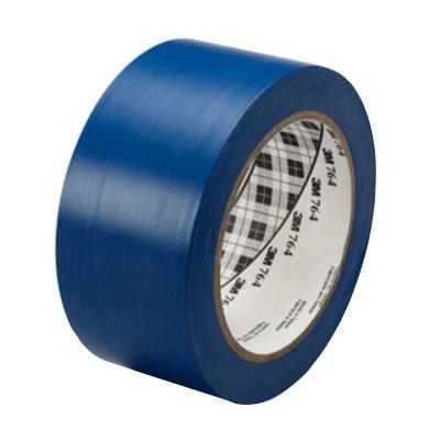 Páska 3M PVC páska 764i Univerzálna označovacia modrá