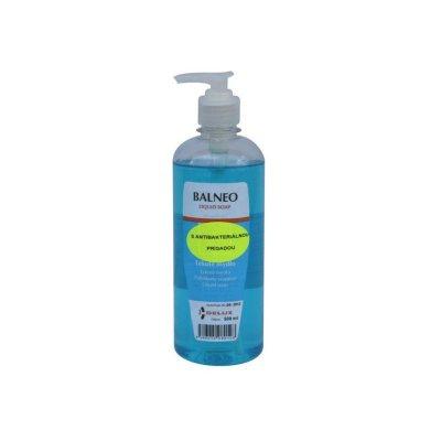 Mydlo tekuté BALNEO antibakteriálna prísada 500ml s dávkovačom PERFEKT