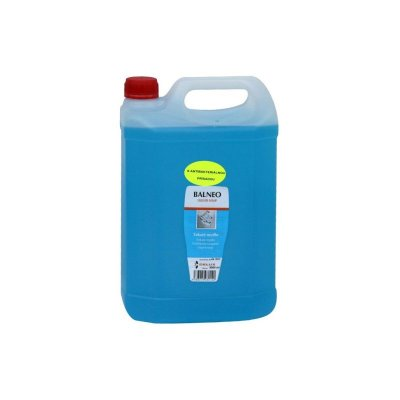 Mydlo tekuté BALNEO antibakteriálna prísada 5L bandaska bez vône PERFEKT