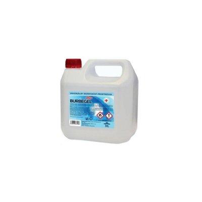 Čistič dezinfekčný BURBEGEL 3L (COVID-19)