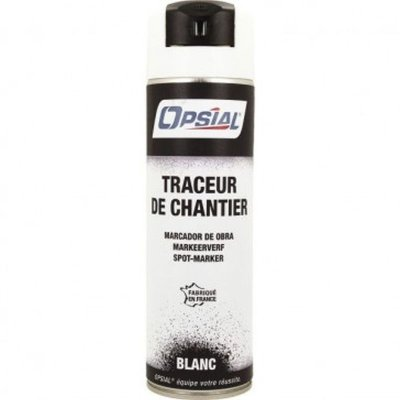 Sprej značkovací OPSIAL biely spray 500ml