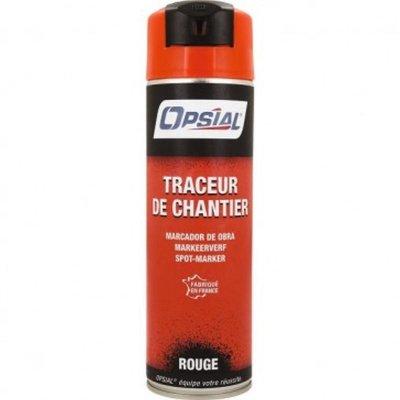 Sprej značkovací OPSIAL červený spray 500ml