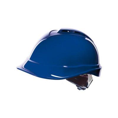 Prilba priemyselná OPSIAL V-PRO modrá