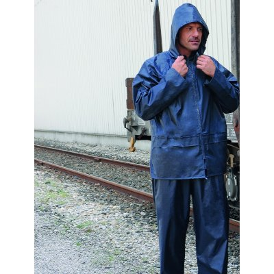 Odev pracovný do dažďa OPSIAL MARIN modrý L