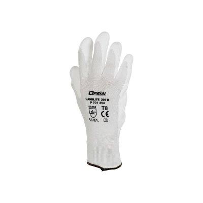 Rukavice polyuretánové OPSIAL HANDLITE 200B č. 6