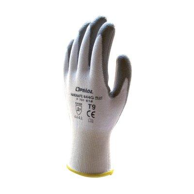 Rukavice polyuretánové OPSIAL HANDSAFE 644G PLUS č.10