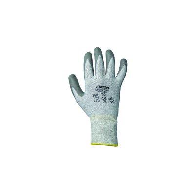 Rukavice polyuretánové OPSIAL HANDSAFE 705G č.6