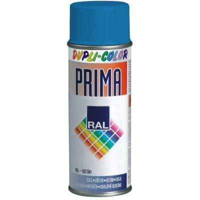 Farba v spreji PRIMA RAL 5010 modrá 500 ml