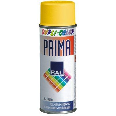 Farba v spreji PRIMA RAL 1021 žltá 400 ml