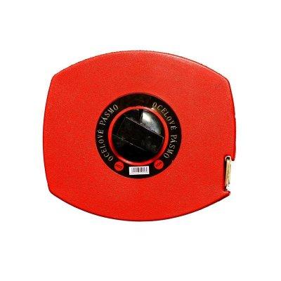 Pásmo meracie oceľové 50m TOPTRADE 500055