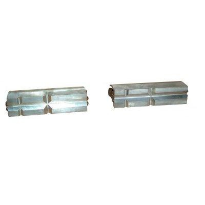 Čeľuste hliníkové YORK 100 mm