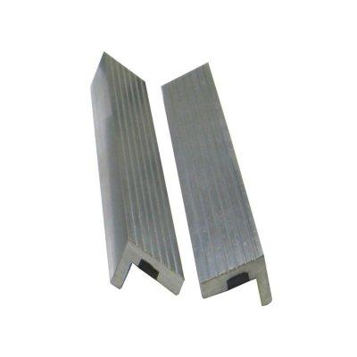 Vložky čeľustí s hliníkovým povrchom YORK 100 mm