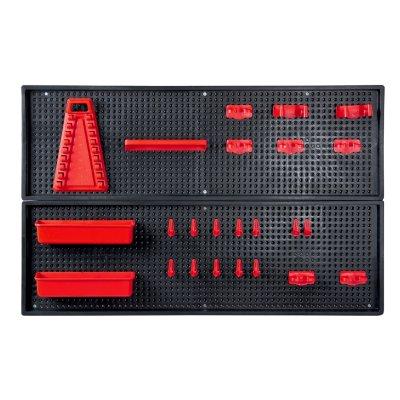 Držiak náradia - nástenný 800x500 PATROL