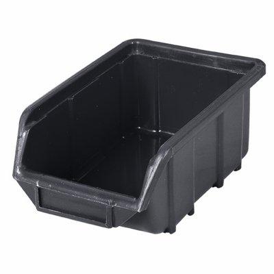 Ecobox PVC 165x110x75 čierny PATROL