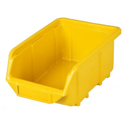 Ecobox PVC 165x110x75 žltý PATROL