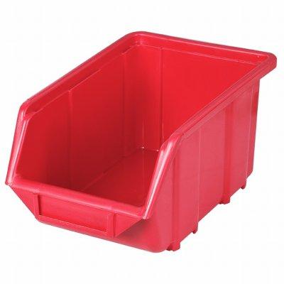 Ecobox PVC 240x155x125 červený PATROL