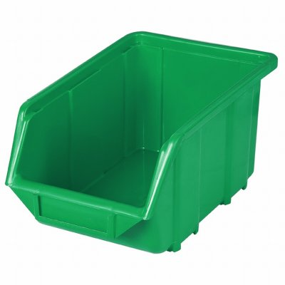 Ecobox PVC 240x155x125 zelený PATROL