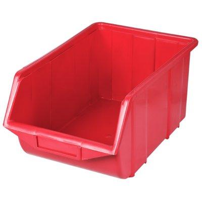 Ecobox PVC 350x220x165 červený PATROL